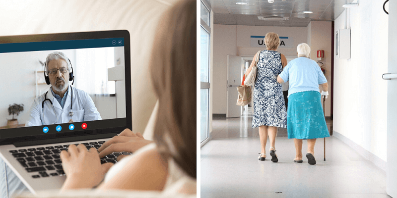 Preliminary Data Suggests a Higher Patient Satisfaction with Telemedicine Vs. In-Office Visits for Primary Care & Urgent Care Patients