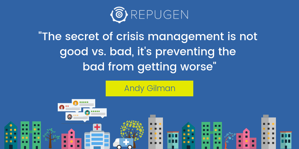 Crisis Management Quotes - 1