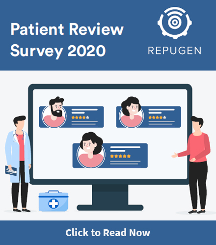 RepuGen Patient Review Survey 2020