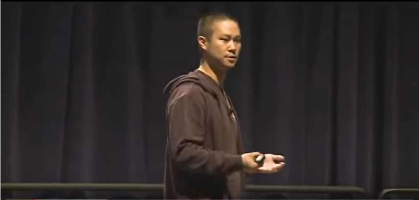 The Zappos Brand & Customer Service by Tony Hsieh
