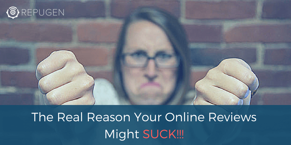 The Real Reason Your Online Reviews Might Suck [Healthcare]